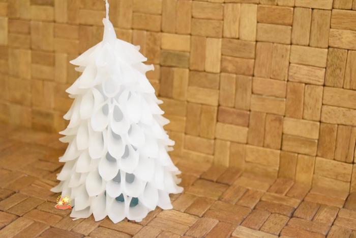 タイニージュエリーキャンドル,クリスマスツリーキャンドル