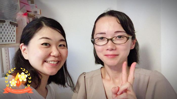【キャンドルビギナーコースご感想】「キャンドルの無限の可能性を感じられるレッスンでした」佐野綾さん、40代、介護職・ 山口県在住