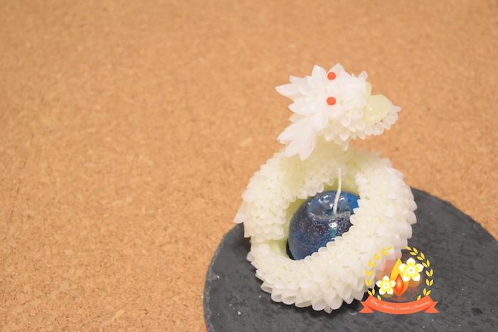龍キャンドル,龍神,オーダーメイド,dragon candle