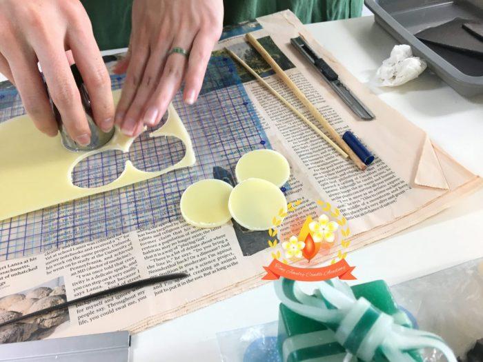 キャンドル教室,東京,手作りキャンドル